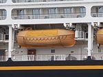 Disney Magic Lifeboat 19 Port of Tallinn 30 May 2017.jpg