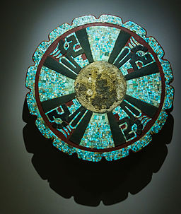 Disque Chichen Itza Mayas