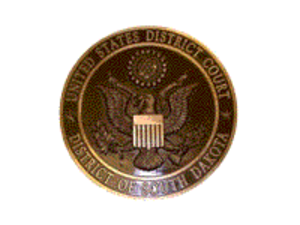 United States District Court for the District of South Dakota - Image: District South Dakota