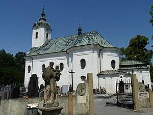 Dolní Lutyně - Saint John the Baptist Church