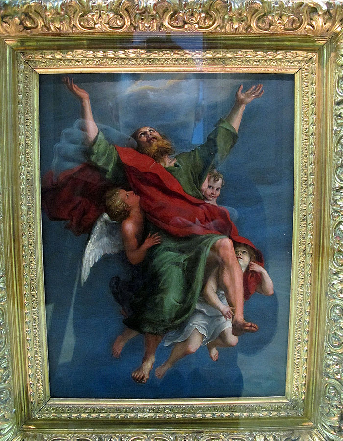 The Rapture of St. Paul