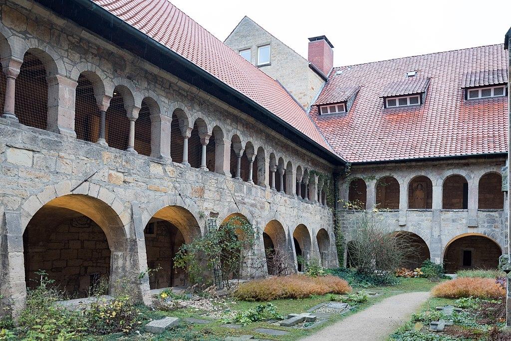 Domhof, Dom, Kreuzgang Hildesheim