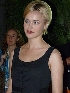 Dominique McElligott Irish actress