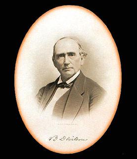 Benjamin Davis Wilson American politician from California