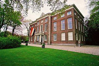 Ridderkerk Municipality in South Holland, Netherlands