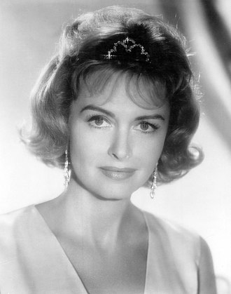 Golden Globe Award for Best Actress – Television Series Drama - Donna Reed was the second recipient of the award, winning for her performance on The Donna Reed Show.