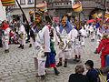 Dorauszunft Saulgau Dorausschreier Narrentreffen Meßkirch 2006.jpg