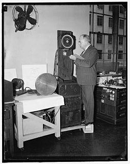 Herbert Grove Dorsey American scientist (1876-1961)