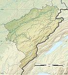 Doubs department relief location map.jpg