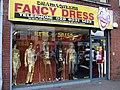 Drama Queens Fancy Dress, Belfast - geograph.org.uk - 1593589.jpg