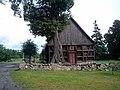 Drewniany kościółek w Herburtowie - panoramio.jpg
