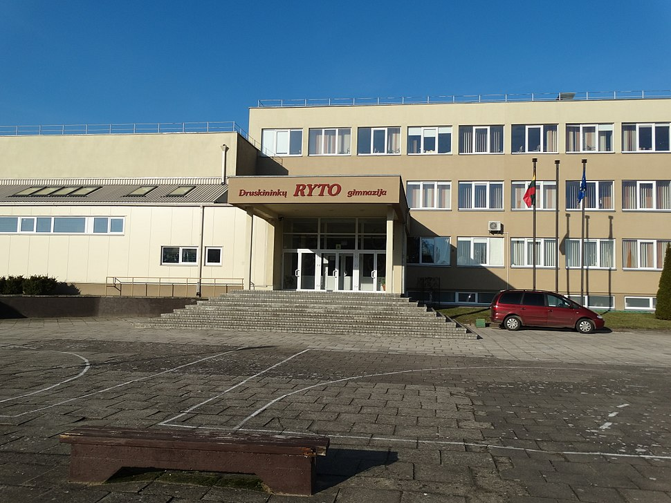 Druskininkai, Ryto gimnazija 2