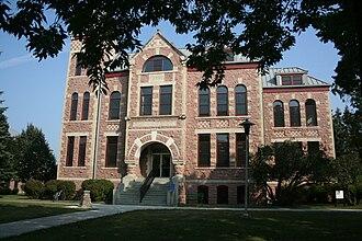 Dakota State University - Beadle Hall