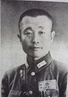 Du Yuming Chinese general