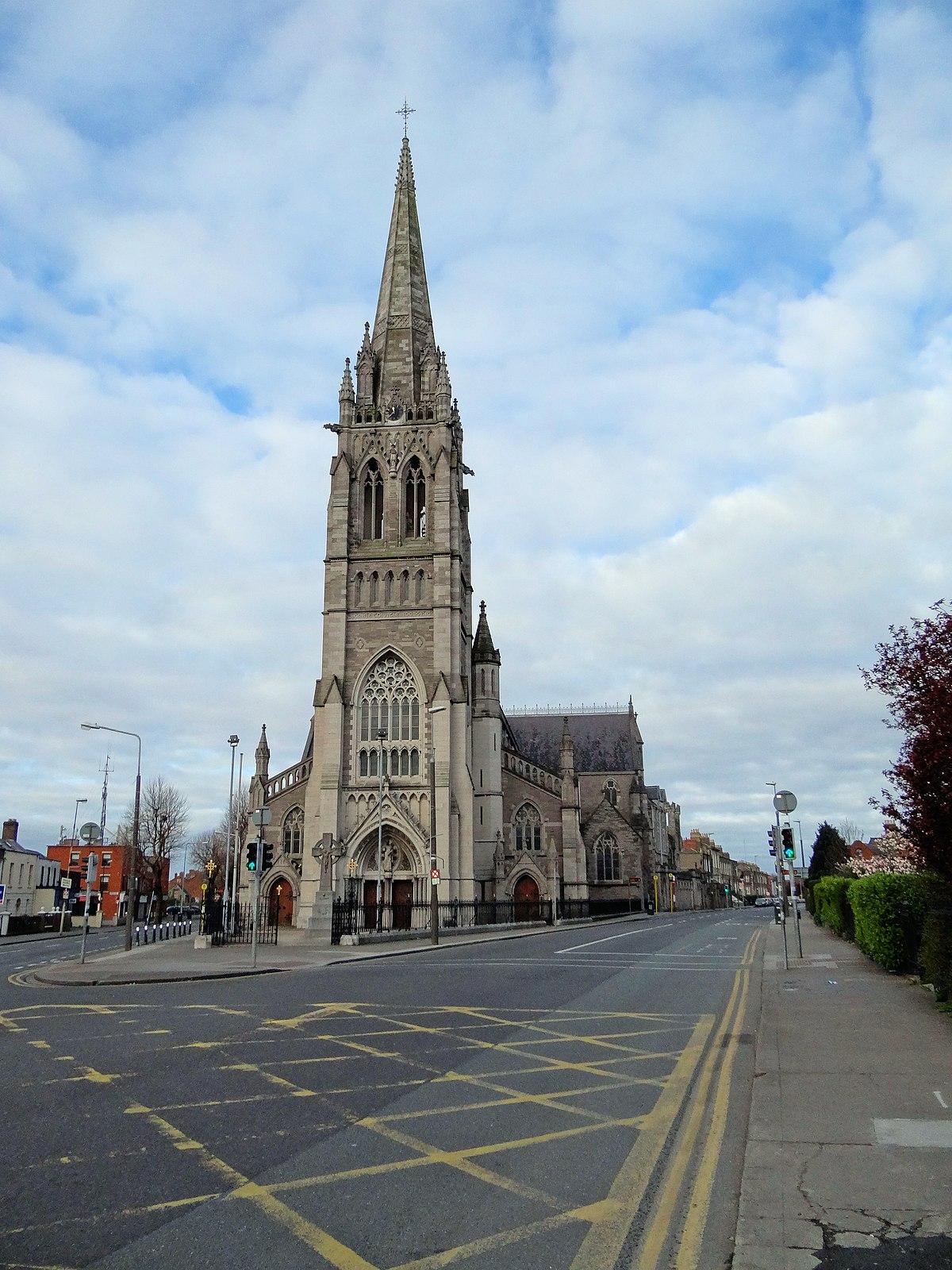 St Peter S Church Phibsborough Dublin Wikipedia