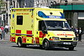 Dublin Fire Brigade Emergency Ambulance R2 06D39114 Ford Transit - Flickr - D464-Darren Hall.jpg
