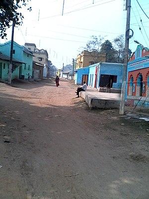Raghunathpur subdivision - Dumurkola Village