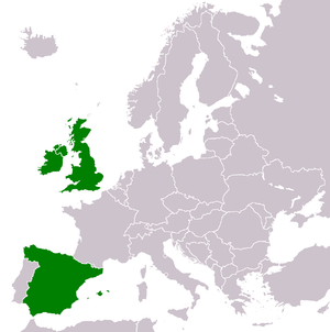 Dunnes Stores - Countries with Dunnes Stores locations