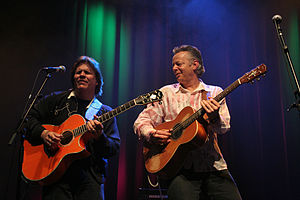 Doyle Dykes - Performing with Tommy Emmanuel in the Netherlands, April 2006