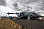 EGLF - Antonov AN-178 - UR-EXP (43522107771).jpg