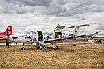 EGLF - Pilatus PC-12 - HB-FXN (28605461717).jpg