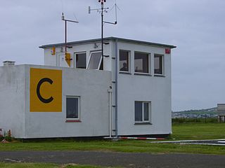 Perranporth Airfield airport in the United Kingdom