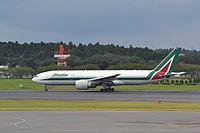 EI-ISE - B772 - Alitalia