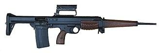 EM-2 rifle - EM-1 rifle
