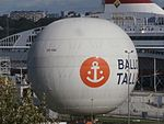 ES-HAL Balloon Tallinn in Port of Tallinn 6 September 2016.jpg