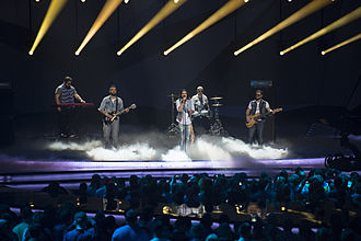 Armenia in the Eurovision Song Contest - Image: ESC2013 Armenia 01