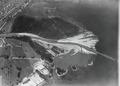 ETH-BIB-Gwatt, Kanderdelta, Aufbau des Schuttfächers durch die Kander aus 300 m-Inlandflüge-LBS MH01-001213.tif