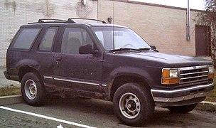 1999 ford explorer sport manual transmission