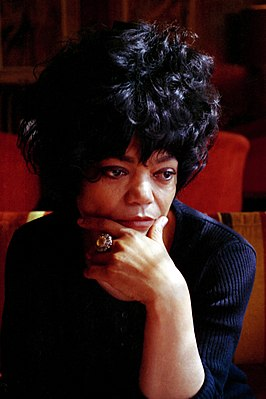 Eartha Kitt in 1973.