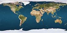世界-世界の諸地域-Earthmap1000x500