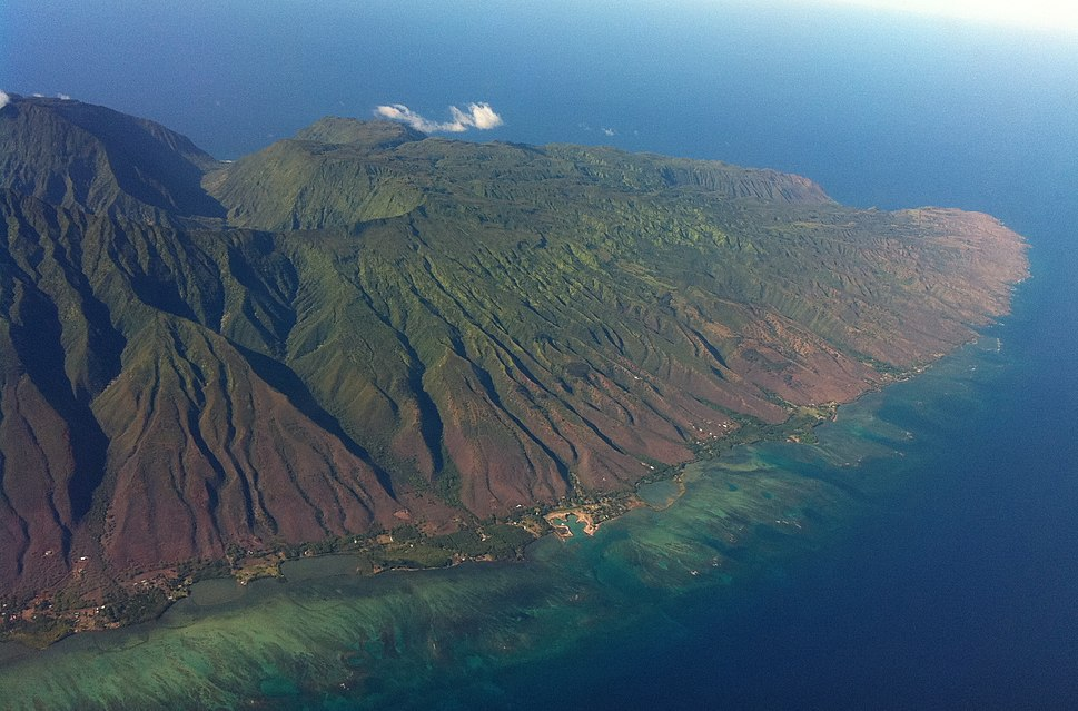 East Molokai