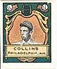 Eddie Collins, Philadelphia Athletics, baseball card portrait LCCN2007683848.jpg