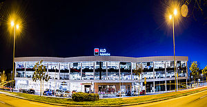 ALD Automotive - ALD Automotive dealership in Spain