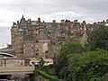 Edinburgh.View of Old Town. Вид на Старый город. - panoramio.jpg