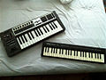 Edirol PCR-300 MIDI Keyboard Controller (USB + MIDI) & PRiMAX MIDISTORM Music Keyboard M-4900.jpg