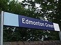 Edmonton Green stn signage.JPG