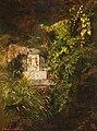 Edmund Kanoldt Brunnen im Walde bei Subiaco 1873.jpg