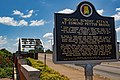 Edmund Pettus Bridge - Historic Sign - Selma, Alabama (27810728191).jpg