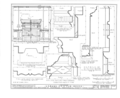 Edward Dexter House, 72 Waterman Street (moved from George Street), Providence, Providence County, RI HABS RI,4-PROV,23- (sheet 17 of 53).png
