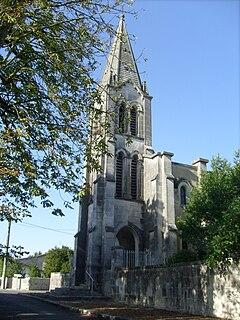 Brives-sur-Charente Commune in Nouvelle-Aquitaine, France
