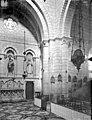 Eglise Saint-Hilaire-de-la-Celle ; Chapelle des Carmélites - Vue intérieure de la croisée - Poitiers - Médiathèque de l'architecture et du patrimoine - APMH00021732.jpg