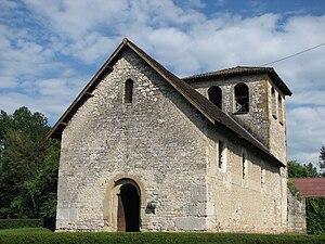 Aoste, Isère - Church of Saint-Didier