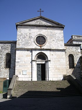image illustrative de l'article Église Saint-Irénée de Lyon