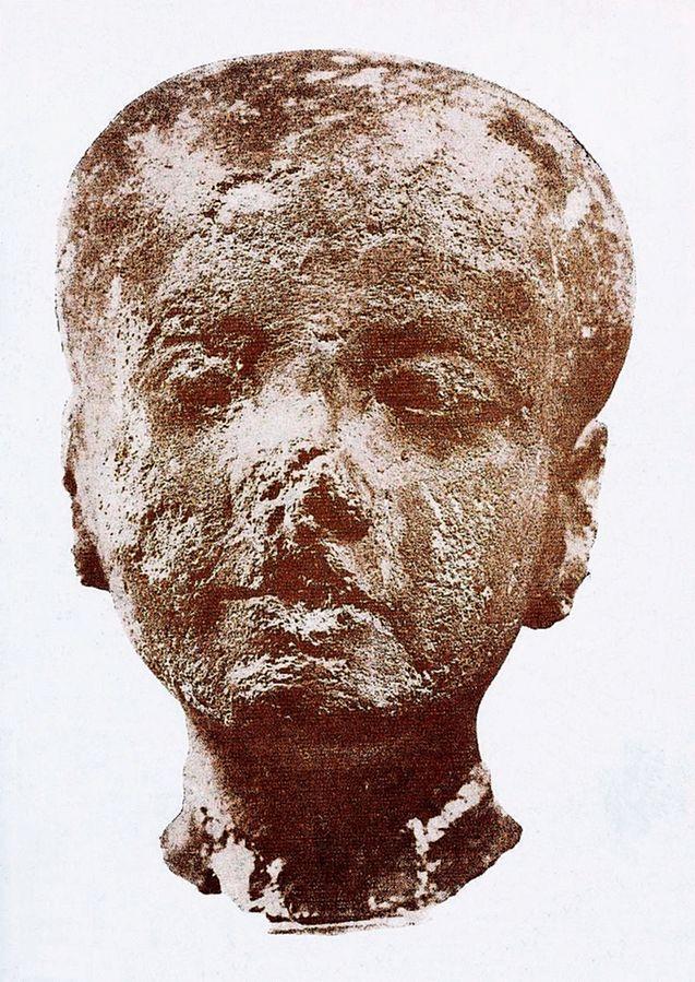 Głowa księżniczki amarneńskiej (Anchesenpaaton?)