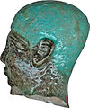 Egyptian - Head of Ptah - Walters 48422 - Left.jpg