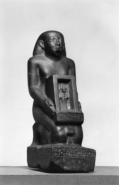 File:Egyptian - The Priest Pe-Kher-Khons Holding the Shrine of Osiris - Walters 22175.jpg